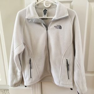 North Face women's fleece jacket